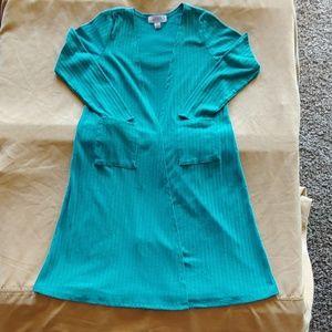 Size 8 Turquoise Sariah